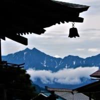 2019・7・21 長野の素敵な建造物 上水内郡小川村・高山寺三重塔