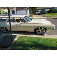 1968 chevrolet biscayne wagon