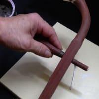 技術がいらない木軸の調整の仕方。