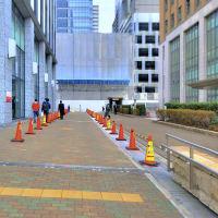 大阪府堺市堺区南瓦町の風景
