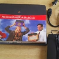 マイPC一台め:Apple社製Powerbook 1400CS/166