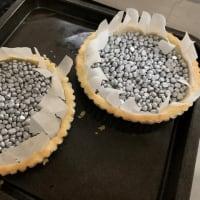 手作りケーキ 「ハロウィンタルト」