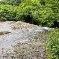 七ヶ宿町 滑津大滝・小滝