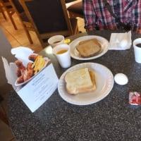 デイズ イン ホテル フェデラル 夕食&朝食 シアトル