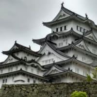 連休中、姫路城を見に姫路へ行きました