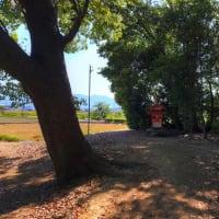 奈良県社寺巡りの旅・第350回山王神社/奈良県北葛城郡広陵町南郷