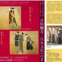 <奈良県立美術館> 「吉川観方―日本文化へのまなざし」