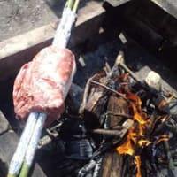 ギャートルズ肉、喰らふ。