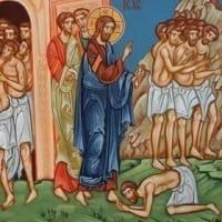 癒やされた十人のライ病患者たち:天主様から受けた御恵みを認識致し、口で、態度で、受けた恵みに対して感謝をし、恩を返すために愛を以て償いを捧げよう