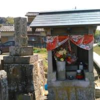 市田山地蔵を訪ねる(香川の地蔵43)