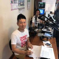 府中市のFMラジオにて、防災のお話をさせていただきました