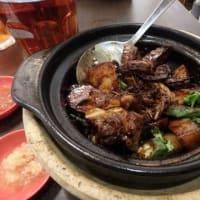 ドライ・バクテーを食べたくなって、、Teo Chew Lor= (潮州卤)へ行く。