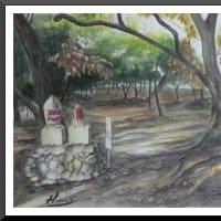 令和2年9月~12月に描いた水彩画
