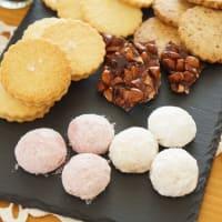 クッキー三種