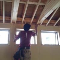 (仮称)暮らしのシーンに和モダンのエスプリが集う格子の家新築工事・・・間取りと空間構成のデザイン設計が存在するカタチ、パーツとなる空間の持つ意味を丁寧に紐解いた状態。