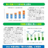 市議会報告 2019年7月号【花栗南児童クラブ版】