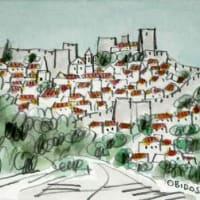 1963. オビドスの城