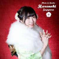 1/14 成人式当日撮影♫ 札幌写真館フォトスタジオハレノヒ
