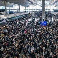 アメリカ  香港の情勢を「暴動」と呼び、中国の対応を評価するトランプ大統領
