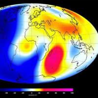 予想を超える10倍のスピードで…弱まり続けている「地球の磁場」