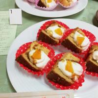 メモ 醤油とオレンジのシフォン〜第3回お菓子コンテスト出品〜