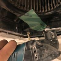 点検口が無い換気扇の交換の仕方