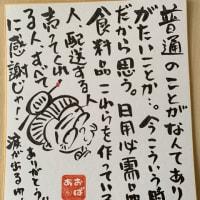 No,2464『ワカメきっかけ』