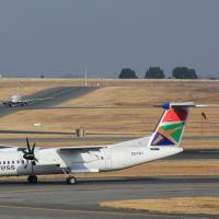 南アフリカの国内交通事情 ①