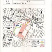 八重洲二丁目地区 〝地域冷暖房施設〟の都市計画 公告・縦覧令和元年12月上旬、都市計画審議会令和2年1月下旬、都市計画決定告示令和2年下旬