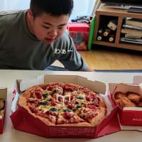 琉くんとピザハット