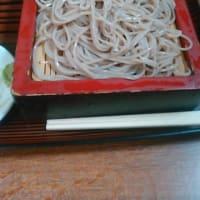 品川宿 北の玄関 昭和の香る 蕎麦   鴨せいろ 『榮亀庵』   № 240
