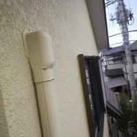 桶川市でエアコン入れ替え工事
