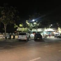 メコン対岸ターケーク夜景