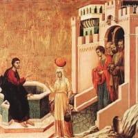 イエズス様は、私たちにもこう言います「水が欲しい」と。イエズス様は、渇いておられる