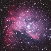 NGC281パックマン星雲