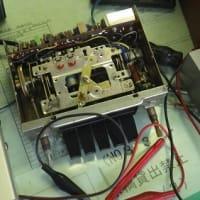 帝国電波(現クラリオン)製カーラジオRM-107(三菱キャブトラック搭載)の修理(3/X)
