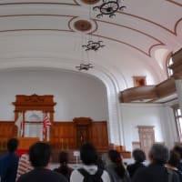 江田島術科学校の見学