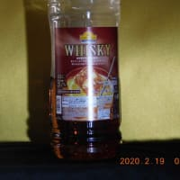 真夜中のトップバリュー ウイスキー4L