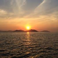 福岡と千葉の日の入り時間