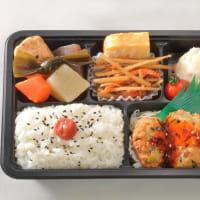 NO,23 ヘルシー豆腐ハンバーグ弁当 税込500円