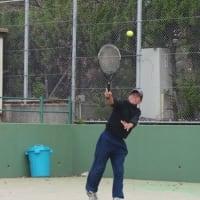 テニスオフ開催