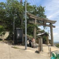 パワースポット 生石神社(高砂)へ
