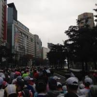 回想・・・・・・・福岡マラソン2014/11/09