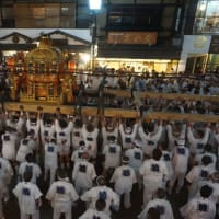 「祇園祭」のメイン、「八坂神社」の神輿が巡る「神幸祭」。今年のミモロの見物は・・・