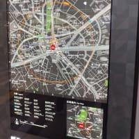10年ぶりにJR渋谷駅前に降り立つ浦島太郎・・これが『渋谷ヒカリエ』か・・あっ、元銀座線の端っこが空中に・・道玄坂も宮益坂も・・