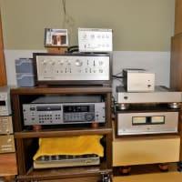 サンスイSP-2005をマルチアンプ化(高域用パワーアンプ交替)