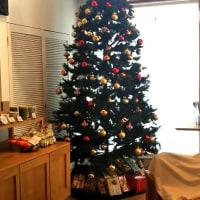 クリスマスディスプレイ !