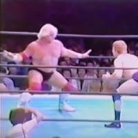 回顧 1980.5.27 新日本プロレス 第3回 MSGシリーズ 大阪大会 夢のWWF戦