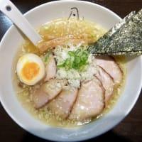 凡の風@札幌市中央区 11 「中華そば 鶏と魚出汁の塩」