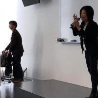 桜美林大学の講義でアカペラ